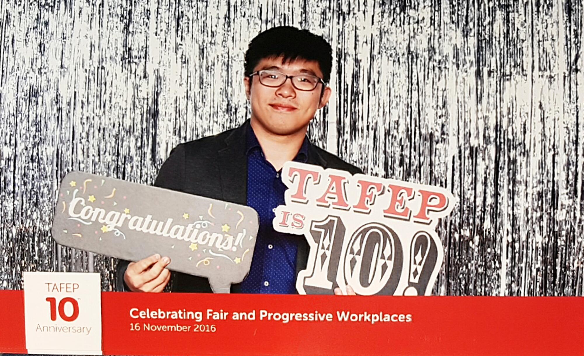 TAFEP's 10th Anniversary Celebration @ RWS