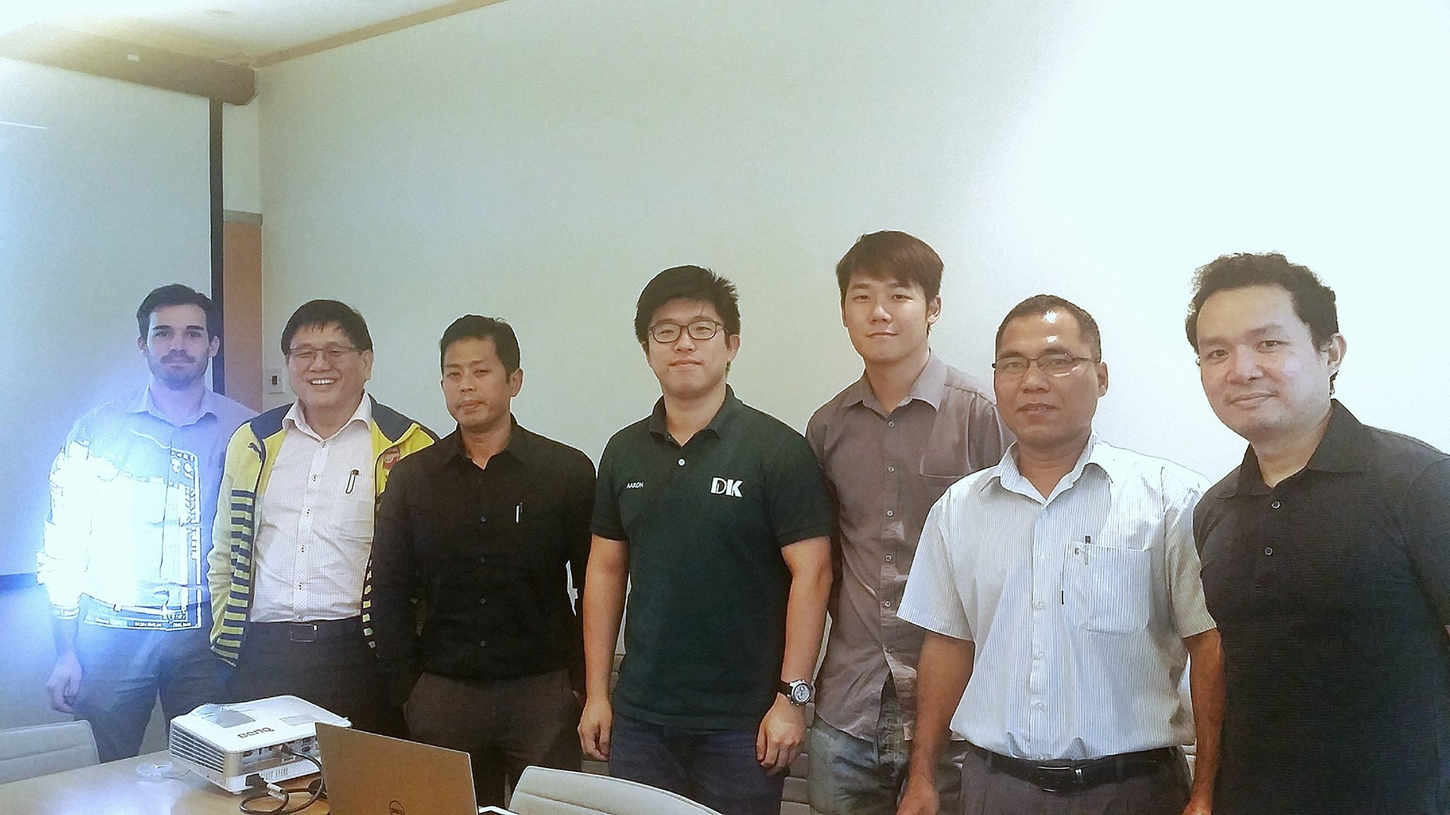 Software Presentation - DLE M&E Pte Ltd