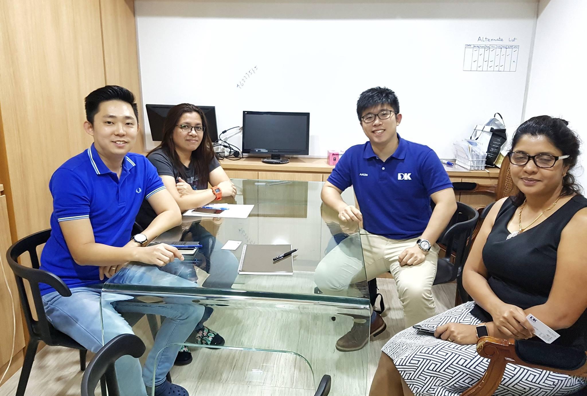 Software Presentation - Li Jie Construction