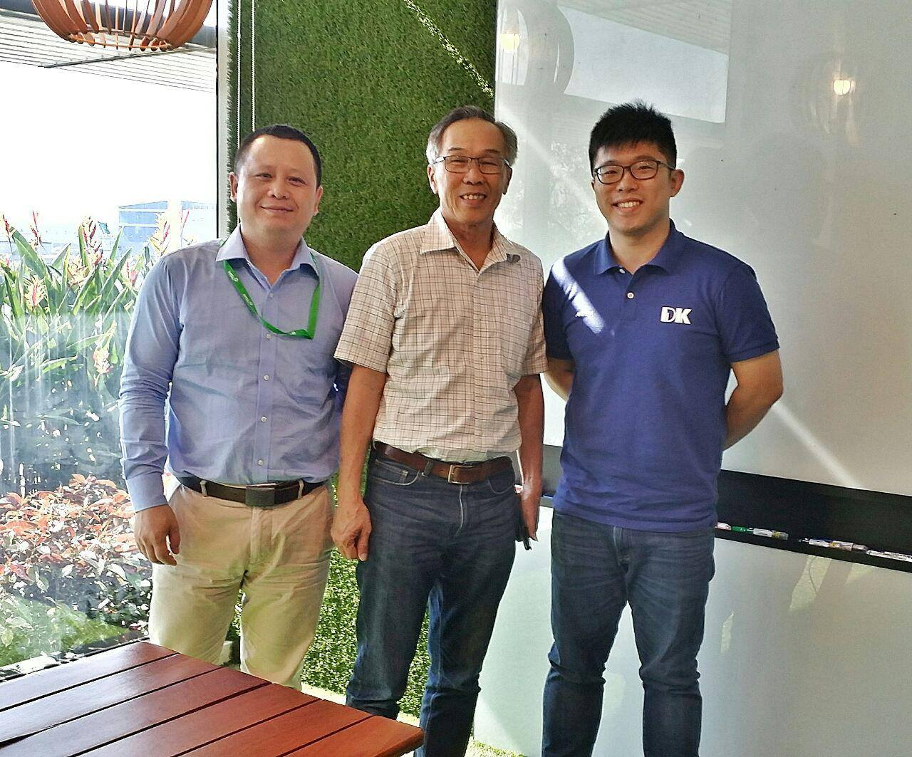 Consultation Meeting @ HSL Constructor Pte Ltd