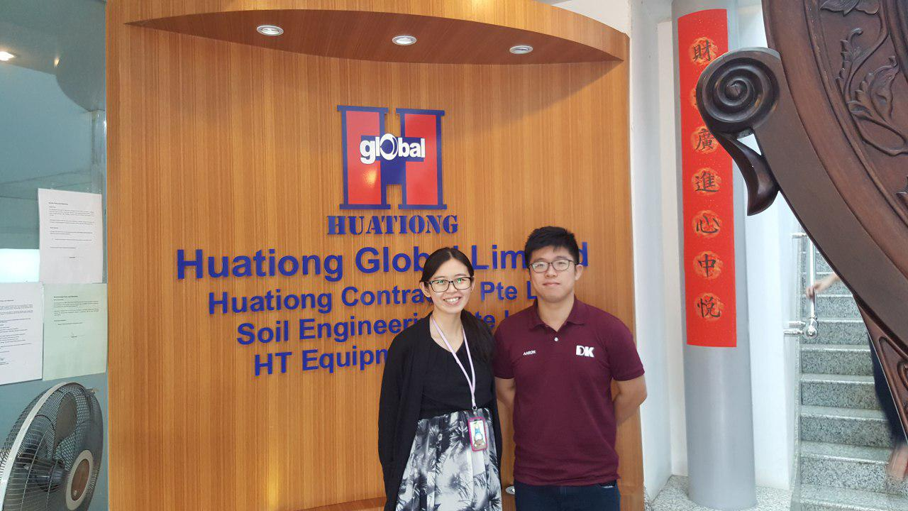 Consultation Meeting @ Huationg Global Limited