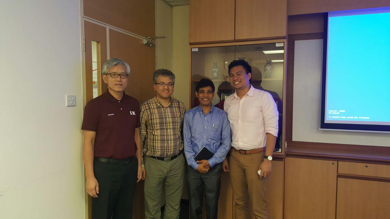 Consultation Meeting @ NTU