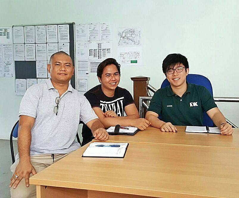 Consultation Meeting @ RSEA-Eng Lee-Wai Fong JV (MRT Contract T215)