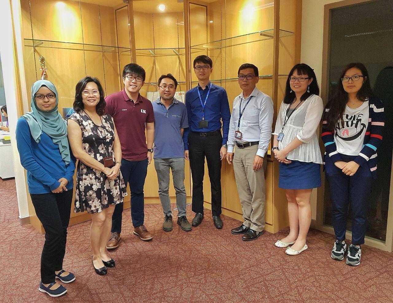 Consultation Meeting @ SBS Transit