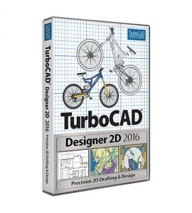 TurboCAD Designer 2016