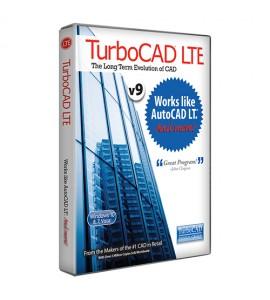 TurboCAD LTE V9