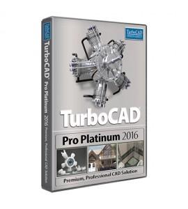 TurboCAD Pro Platinum 2016