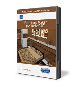 TurboCAD Furniture Maker V16